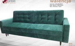 Sofa Walencja (Skandynawski)